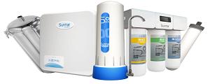 三达净水携纳滤5.0净水芯科技亮相广东水展