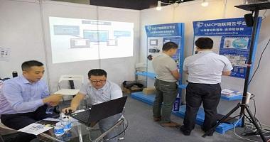 蓝蜂科技携EMCP物联网云平台最新产品亮相2019广东国际水处理技术与设备展览会