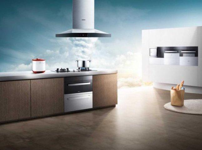 住宅精装配套厨电:净水器规模环比增长48.7%