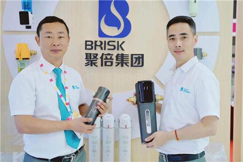 聚倍集团刘小林:以创新 安全 高品质产品 迎接净水行业的春天